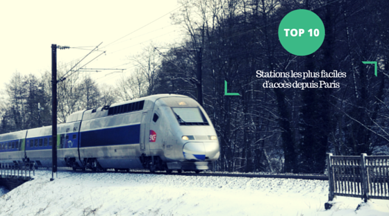 Top stations proches de Paris