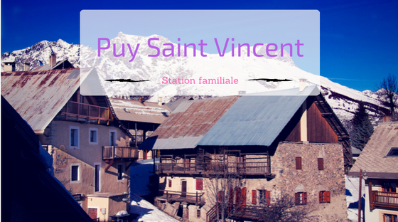 Puy Saint Vincent